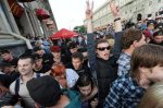 Білорусії - веселе повстання. Україні - грізна тиша
