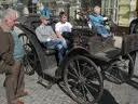 Центром Чернівців їздитиме карета