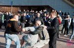 У Мінську опозиціонерів били, тягли по асфальту і застосовували газ