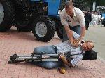 На сесії Чернівецької міськради депутати хотіли заборонити відеозйомку оператору