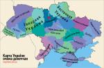 Карта стереотипів українців: Крим - комуняки, Волинь - партизани