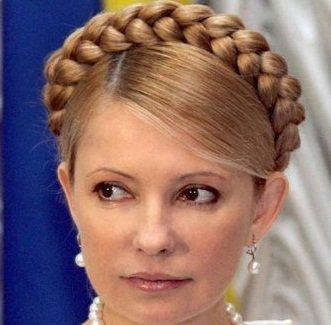 Місяць у в'язниці. Співкамерниці Тимошенко плетуть їй косу