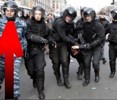 """""""Беркут"""" боїться злочинців, тому б'є жінок"""