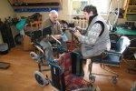 Бар'єрний район: Інвалідний візок через п'ять років