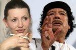 Українська медсестра Каддафі перебуває у жалобі за ним