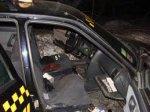 Нападника на таксиста затримали керівники райвідділу
