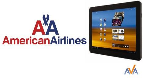 Пасажири American Airlines будуть користуватися планшетами