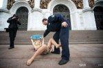 FEMEN закликали Бога врятувати росіян від царя