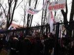 Буковинці у Києві мітингують за Юлю