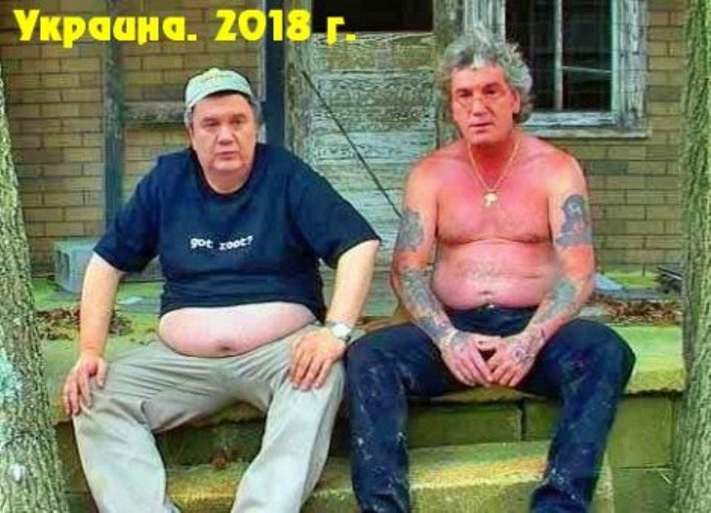 """Тарасюк вважає, що Янукович """"віддячує"""" Ющенку за владу.ДОДАНО ФОТО"""