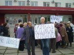 У Новодністровську народ зібрався на віче + ФОТО