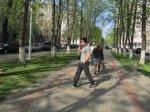 """Журналісти відзняли на відео """"СБУ переслідує організаторів мітингу"""""""