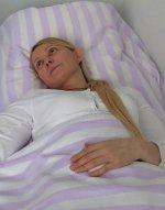 Світлини Тимошенко після голодування