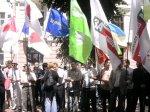 Буковинці проти мовного закону. Депутати від опозиції вимагають позачергової сесії облради ФОТО ВІДЕО