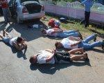 На Сокирянщині затримали групу грабіжників