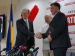 """ВО """"Свобода"""" та Об'єднана опозиція """"Батьківщина"""" оголосили про завершення переговорів щодо участі у виборах до Верховної Ради та спільні дії у ВР"""