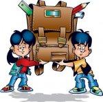 2012/2013 навчальний рік розпочинається 1 вересня святом і закінчується не пізніше 1 липня