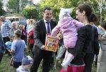 Чи зініціює опозиція перевірку дитячих майданчиків, побудованих перед виборами?