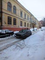 Вони працюють? Інформація про прибирання вулиць Чернівців від снігу