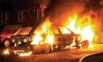 На Закарпатті чиновникам і правоохоронцям палять машини