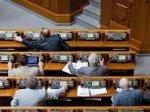 Опозиція вимагає від Рибака увімкнути систему особистого голосування