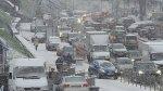 Київ вже стоїть: місто паралізували десятибальні пробки