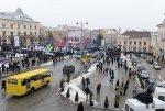 Буковинська міліція каже, що на мітингу було троха більше тисячі учасників