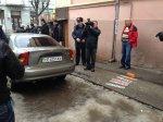 В Чернівцях за Яценюком шпигували.ВІДЕО