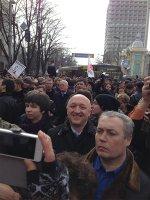 Акція опозиції за вибори в Києві