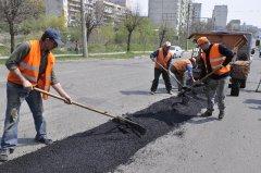 """Михайлішин інспектує ремонт доріг. Після """"Часу"""""""