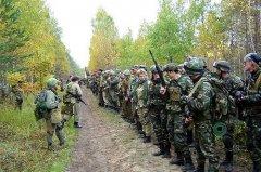 Росія тренує добровольців для громадянської війни в Україні