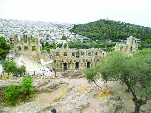 Греція: Там Боги пішки ходять (додано)