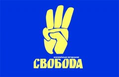 Буковинська «Свобода» вимагає від Папієва назвати політичні сили, що причетні до нищення пам'ятника Емінеску