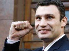 Кличко обійшов у рейтингу Януковича
