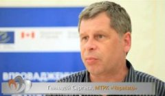 Кандидат в члени Нацради з питань телебачення з Чернівців Сергєєв: треба зберегти місцеве мовлення