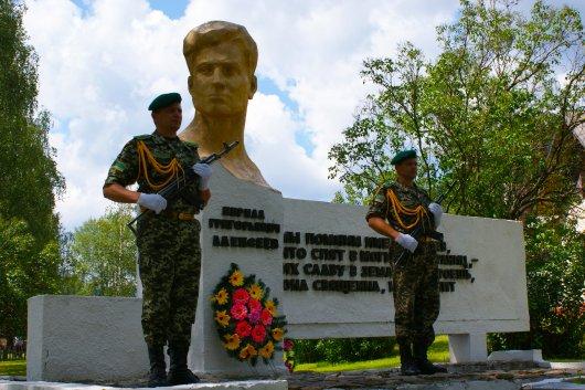 На Буковині відкрили прикордонний пост