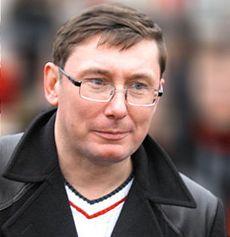 Луценко не піде в президенти в 2015 році