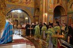 Собор УПЦ Київського патріархату обрав намісника Філарета