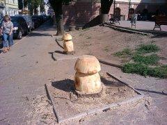 Три фалоси для Чернівецької міської ради