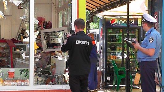 В Чернівцях в магазині вибухнув вуглекисневий балон