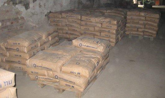 На Буковині міліціонери викрили два підпільних цехи з фасування цементу (ФОТО)