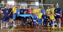 Волейболісти з Буковини виграли Всесвітні ветеранські ігри в Італії