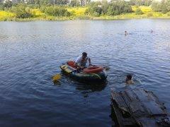 В чернівецькому озері на Винниченка вже втопилось двоє людей