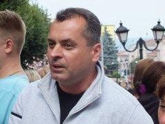 5 сектор Калинівського ринку перекрив рух транспорту по центральній вулиці Чернівців ОНОВЛЕНО