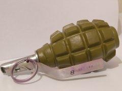 В Чернівцях виявили гранату на дверях будинку в центрі