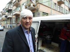 Буковинського екс-свободівця Назара Горука побили битами