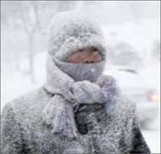 Синоптики прогнозують рекордно холодну зиму