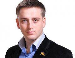 З Бешлея зроблять заступника голови Чернівецької міської ради
