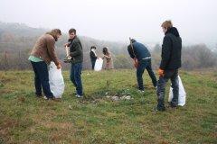 У Чернівцях свободівці провели екологічну акцію