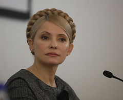 Юлія Тимошенко закликає громадян та опозицію України продовжити євроборотьбу